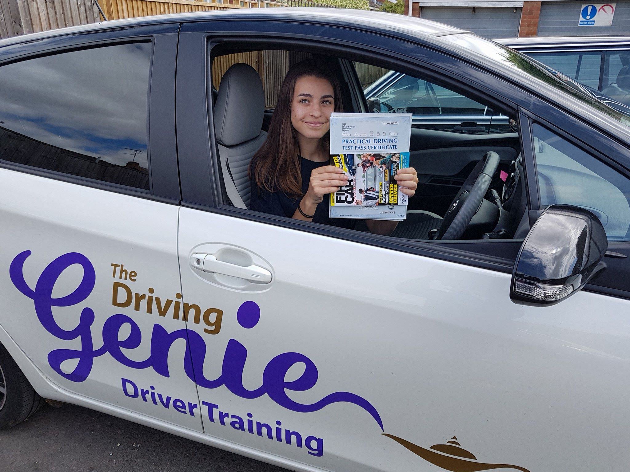 driving lessons in Swindon