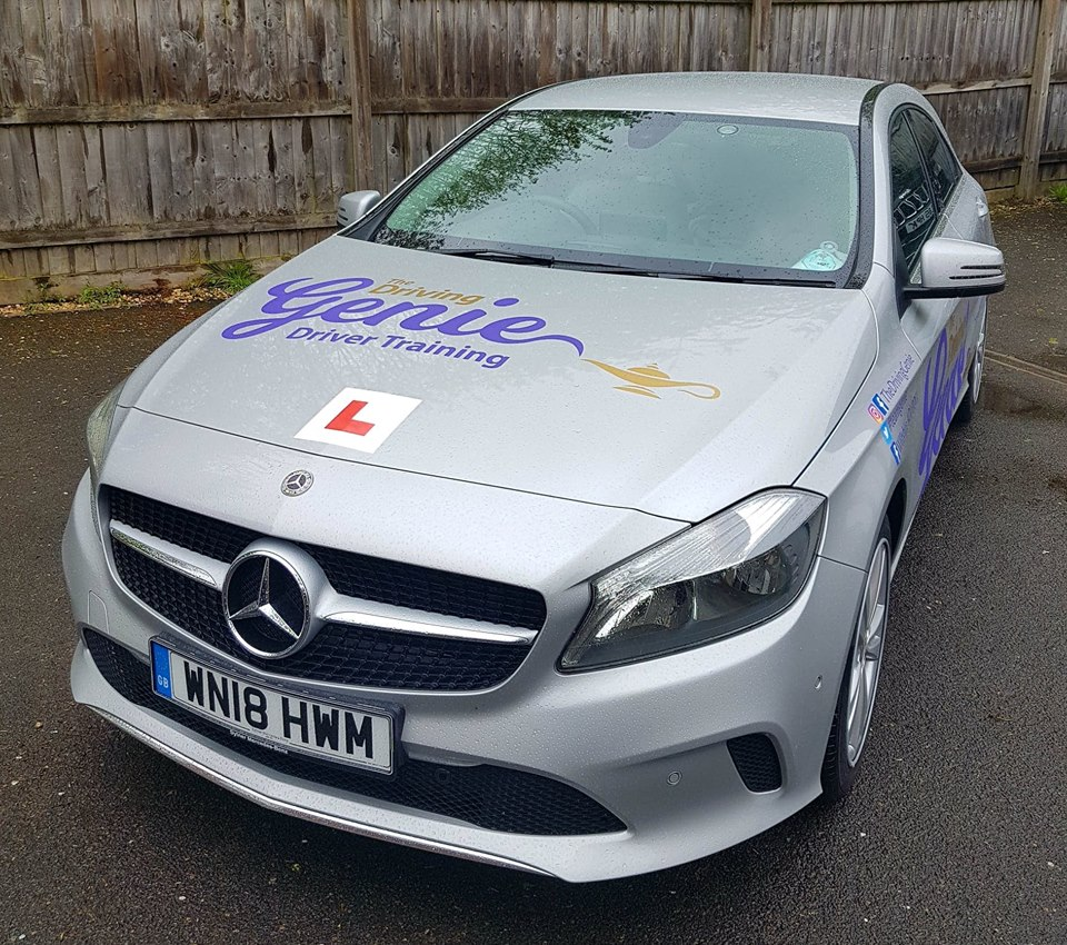 Driving Schools in Swindon, The Driving Genie